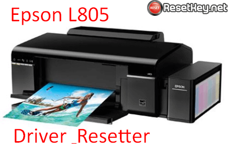 Download Epson L805 driver and resetter
