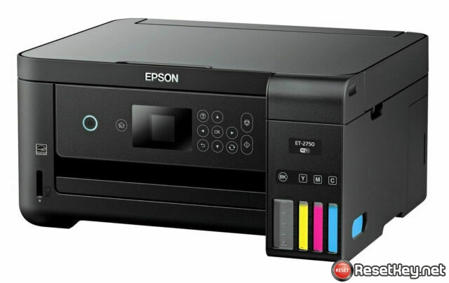 Reset Epson ET-2750 printer with WICReset Utility Tool