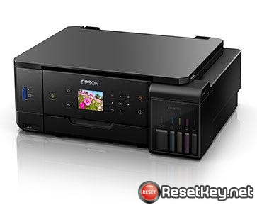 Reset Epson EW-M570T printer with WICReset Utility Tool
