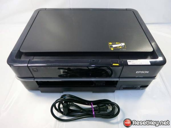Reset Epson EP-774A printer with WICReset Utility Tool